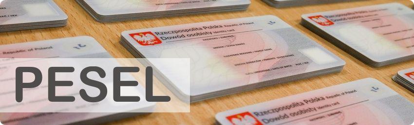 Отримання номера PESEL для українців