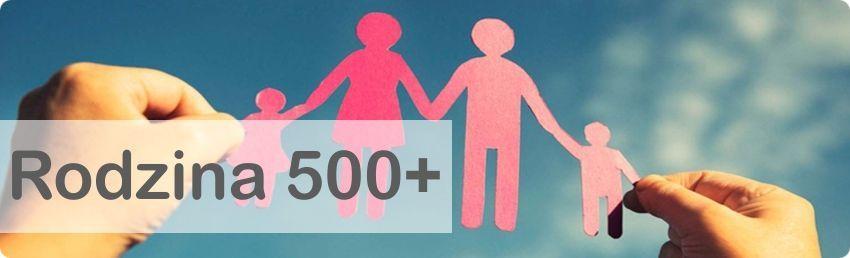 Програма Rodzina 500+ для українців